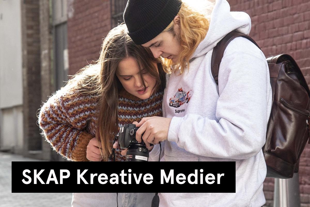 kreative medier_nettside
